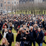 """Thousands Denounce Lockdown in Amsterdam as Chaos Unfolds at """"Unauthorized"""" Gathering"""