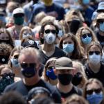 Majority of Americans Already Wear a Mask in Public