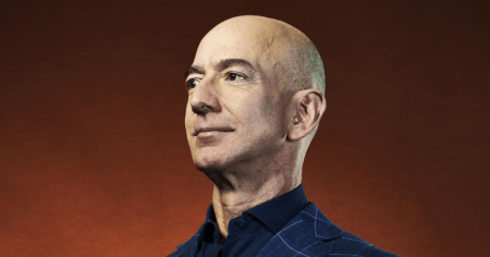 Amazon Reports Blowout Quarter, Jeff Bezos Stepping Down as CEO