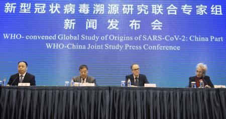In Major U-Turn, WHO Admits Wuhan Lab-Leak Hypothesis Still a Possibility