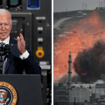 Biden Bombs Syria For The First Time