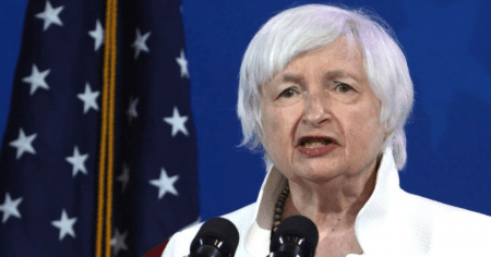 Yellen Gets Ethics Waiver to Lead Meeting on GameStop Insanity After Taking $810K From Citadel