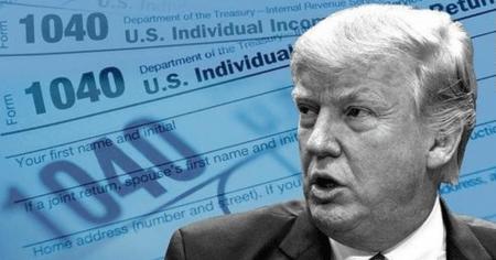 Supreme Court Hands Trump Monday Losses on Tax Returns, Election Challenge