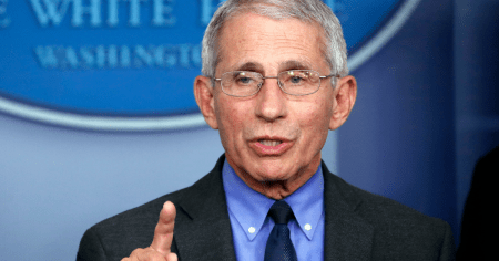 Fauci Warns of New COVID Surge, Urges Trump to Tell His Supporters to Get Vaccinated
