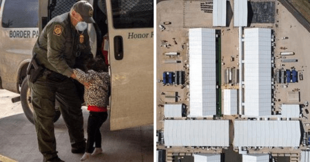 Border Crisis Explodes: Texas Child Migrant Facility at 700% Capacity as White House Denies Lawyers Access