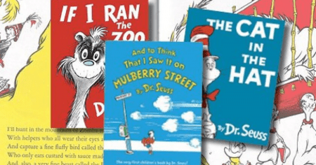 "Dr. Seuss Books 'Canceled' Over ""Racist Imagery"""