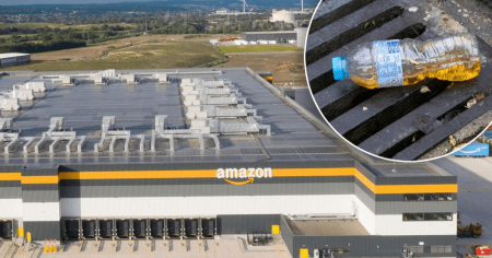 Amazon Denies Workers Were Forced to Pee in Bottles — Then People Brought Receipts