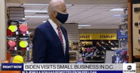 """""""Weekend at Biden's?"""": Handlers Shut Down Yet Another Q&A After Public Appearance"""