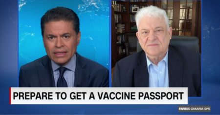 A Step-by-Step Look at How Vaccine Passport Propaganda Works