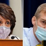 """Shut Your Mouth"": Maxine Waters Blasts Jim Jordan During Angry Exchange With Dr. Fauci"