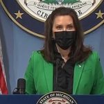Whitmer Makes Michigan First State to Tie Reopening to Vaccination Rates