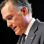 Watch: Mitt Romney Raucously Booed at Utah Republican Party's Organizing Convention