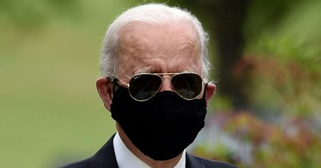 You Know It's Bad When… CNN Calls Out Biden Over Anti-Science Mask Use