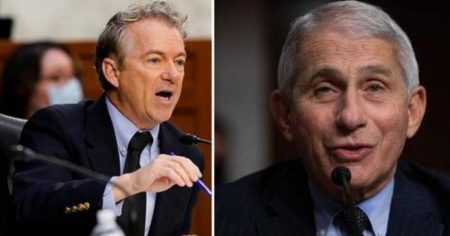 """Watch: Senator Rand Paul Shreds Dr. Fauci Over Funding """"Gain-of-Function"""" Research"""