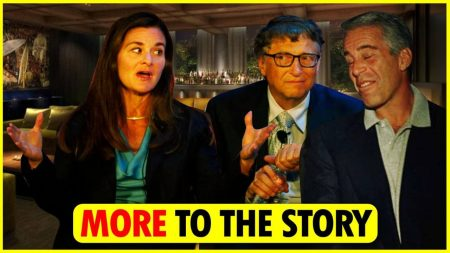 Melinda Gates Knows His DARKEST Secrets!