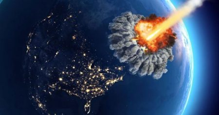 Earth Helpless Against Giant Asteroids as NASA Simulation Ends in Doom