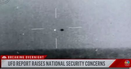 MSM Wastes No Time Using Senate UFO Report to Promote International Arms Race