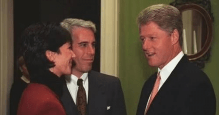 Bill Clinton Took Two Previously Undisclosed Trips Abroad With Ghislaine Maxwell