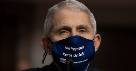 """Dr. Fauci Insists CDC """"Didn't Flip Flop"""" as He Tries to Shift Focus on Children"""