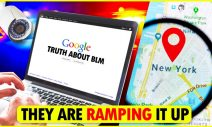 """Pentagon Tracking """"Extremist"""" Web Searches Like """"The Truth About BLM"""""""