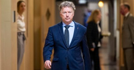 Rand Paul Asks DoJ to Investigate Fauci for Lying to Congress