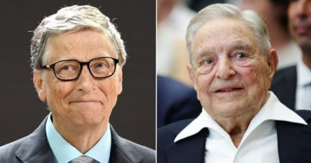 Why Are George Soros and Bill Gates Buying UK COVID Testing Company?