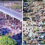 Biden Admin Starts Deporting Over 14,000 Migrants From Under Texas Bridge