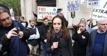 "U.S. ""Assures"" London Court That Julian Assange Can Serve All Prison Time in Australia"